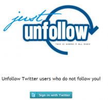 just-unfollow