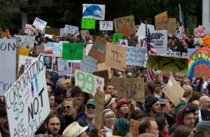 Occupy Movement Spreads Worldwide