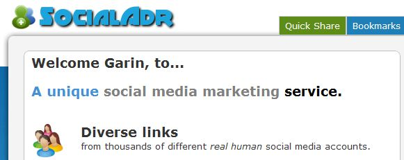 socialadr-unique-social-bookmarking