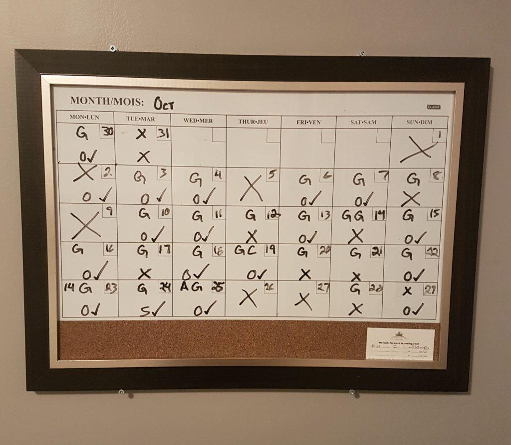 October-2017-Gym-and-Alcohol-Tracking